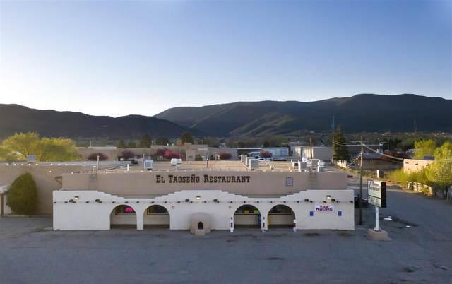 819 Paseo Del Pueblo Sur, Taos, NM 87571 (MLS #106838) :: Angel Fire Real Estate & Land Co.