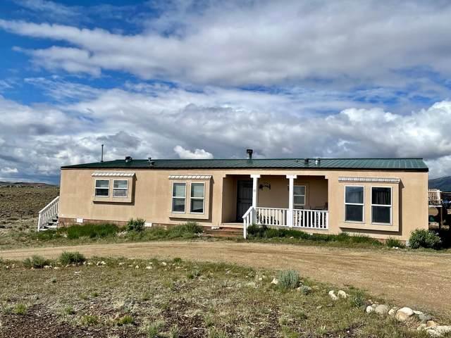 18 Toda Vista Rd, Taos, NM 87571 (MLS #106928) :: Chisum Realty Group