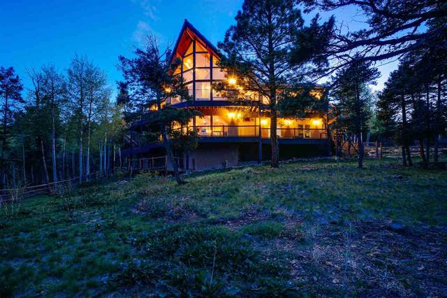 98 Taos Pines Ranch Road, Angel Fire, NM 87710 (MLS #106934) :: Berkshire Hathaway Home Services