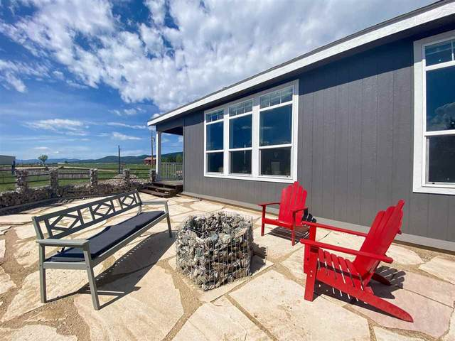 106 S Thompson Lane, Eagle Nest, NM 87718 (MLS #107011) :: Coldwell Banker Mountain Properties