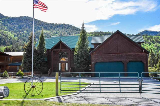 37 Upper Red River Valley Rd, Red River, NM 87558 (MLS #107052) :: Berkshire Hathaway Home Services