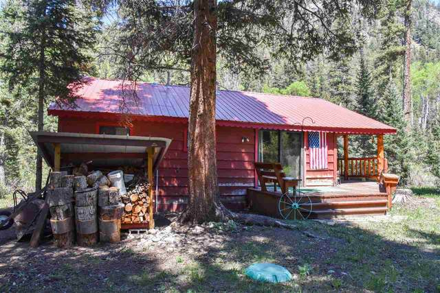 02 Valley Rd, Red River, NM 87558 (MLS #107055) :: Chisum Realty Group