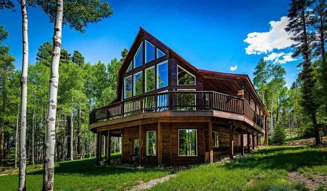 17 Buena Vista Drive, Angel Fire, NM 87710 (MLS #107098) :: Coldwell Banker Mountain Properties