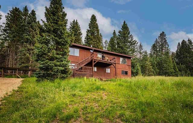 14 Starlight Overlook, Angel Fire, NM 87710 (MLS #107128) :: Angel Fire Real Estate & Land Co.