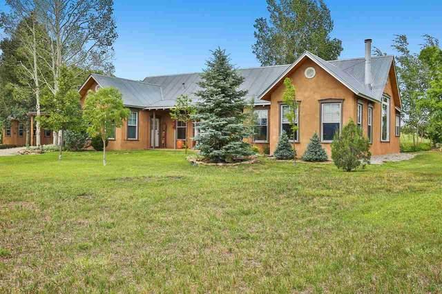 19 Nacoma Road, Taos, NM 87571 (MLS #107285) :: Coldwell Banker Mountain Properties