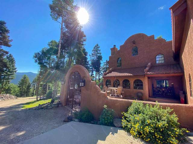 76 Taos Drive, Angel Fire, NM 87710 (MLS #107323) :: Coldwell Banker Mountain Properties