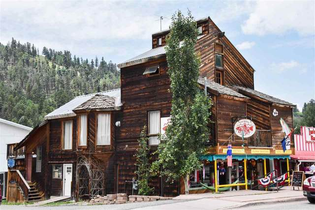 421 E Main St, Red River, NM 87558 (MLS #107339) :: Berkshire Hathaway Home Services