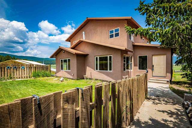 24 Pine Cone Road, Angel Fire, NM 87110 (MLS #107346) :: Berkshire Hathaway Home Services