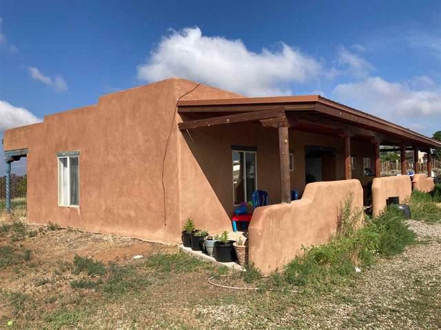 16 Colonias Pointe Road, El Prado, NM 87529 (MLS #107360) :: Page Sullivan Group