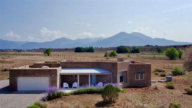 125A Lower Las Colonias Rd, El Prado, NM 87529 (MLS #107424) :: Page Sullivan Group