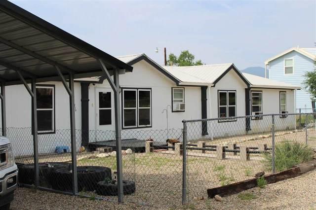 436 E 7th St, Cimarron, NM 87714 (MLS #107505) :: Chisum Realty Group