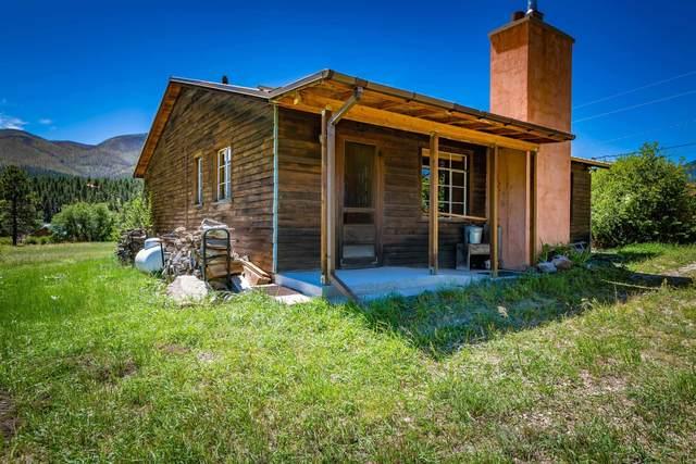 29752 Us Highway 64, Ute Park, NM 87749 (MLS #107544) :: Chisum Realty Group