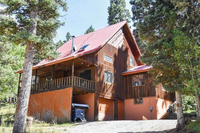15 Calle Contento, Red River, NM 87558 (MLS #107655) :: Chisum Realty Group