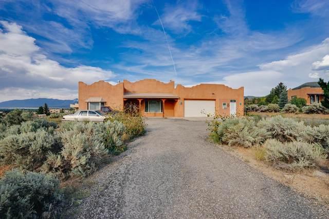 1105 Salida Del Sol Lane, Taos, NM 87571 (MLS #107686) :: Page Sullivan Group