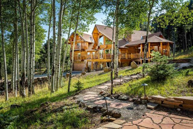 11 Peralta Terrace, Angel Fire, NM 87710 (MLS #107706) :: Chisum Realty Group
