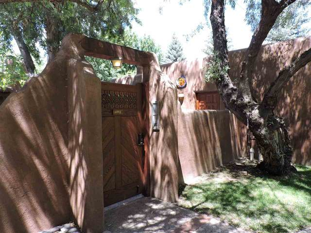 226 Kit Carson Road, Taos, NM 87571 (MLS #107736) :: Berkshire Hathaway Home Services