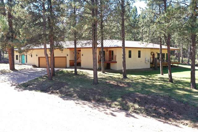 50 Jackson Hole Road, Angel Fire, NM 87710 (MLS #107754) :: Chisum Realty Group