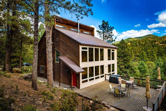 124 El Camino Real, Angel Fire, NM 87710 (MLS #107856) :: Coldwell Banker Mountain Properties