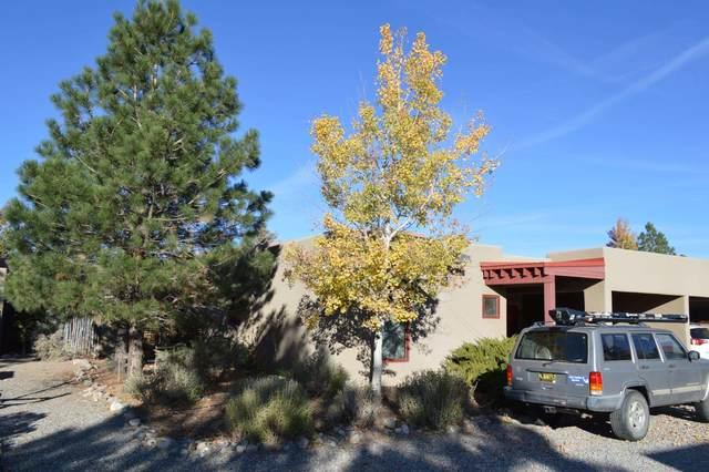 18 Comanche Rd, Taos, NM 87571 (MLS #107930) :: Page Sullivan Group