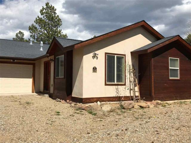 34 Clay Terrace, Angel Fire, NM 87710 (MLS #99457) :: The Chisum Realty Group