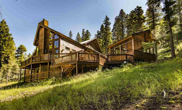 280 Back Basin Rd., Angel Fire, NM 87710 (MLS #99694) :: Page Sullivan Group | Coldwell Banker Lota Realty
