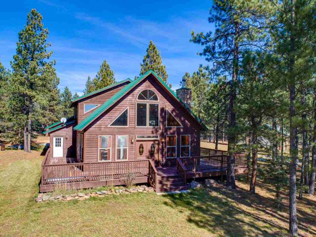 30 Corner Park Rd, Angel Fire, NM 87710 (MLS #100832) :: Page Sullivan Group | Coldwell Banker Mountain Properties