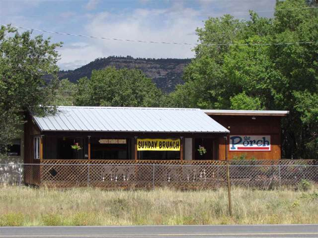 636 E 9th Street, Cimarron, NM 87714 (MLS #101154) :: The Chisum Realty Group