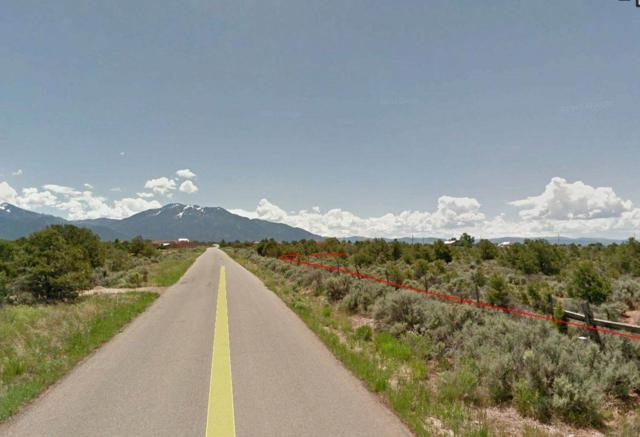 4.13 Acres Hondo Seco Road, Arroyo Seco, NM 87514 (MLS #101283) :: Page Sullivan Group | Coldwell Banker Lota Realty