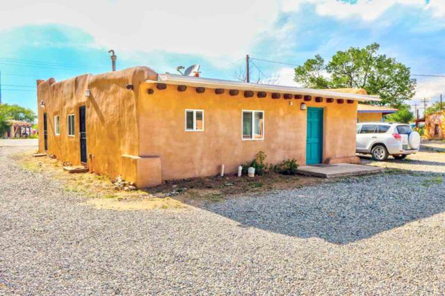 1113 Paseo Del Pueblo Norte, Taos, NM 87571 (MLS #102309) :: Page Sullivan Group | Coldwell Banker Mountain Properties