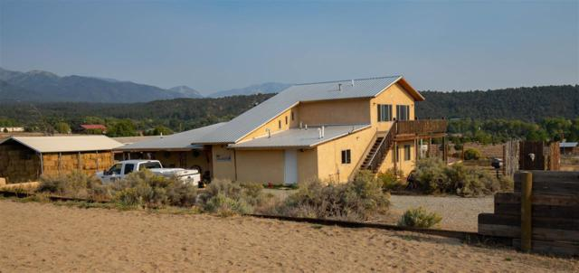 28 Schreiber Road, San Cristobal, NM 87564 (MLS #102503) :: Page Sullivan Group | Coldwell Banker Mountain Properties