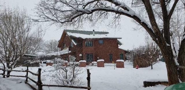 94 El Tros, Ranchos de Taos, NM 87557 (MLS #102817) :: Page Sullivan Group | Coldwell Banker Mountain Properties