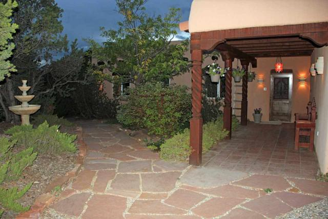 1004 Vista Encantada, Taos, NM 87571 (MLS #102966) :: The Chisum Realty Group
