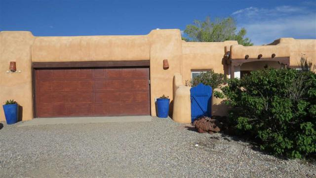 1423 Santa Cruz Rd, Taos, NM 87571 (MLS #102982) :: The Chisum Realty Group