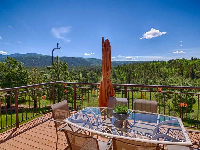 12 Hogan Circle, Angel Fire, NM 87710 (MLS #103625) :: Angel Fire Real Estate & Land Co.