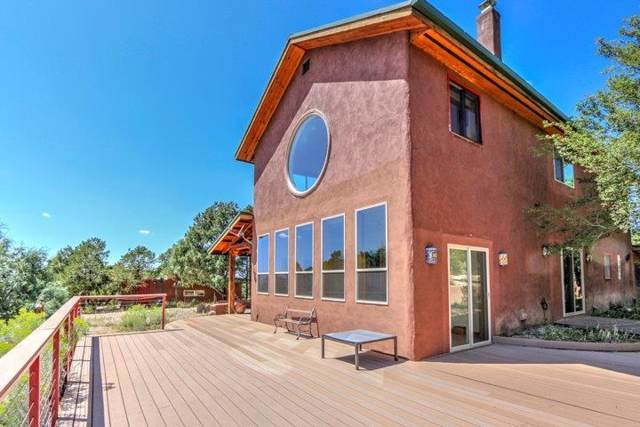 12 Broadbent Road, Valdez, NM 87514 (MLS #103662) :: Page Sullivan Group | Coldwell Banker Mountain Properties