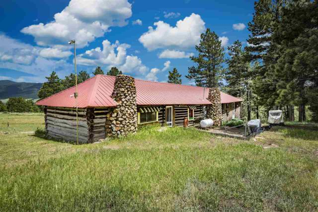 24 Skyline, Angel Fire, NM 87710 (MLS #103707) :: The Chisum Realty Group