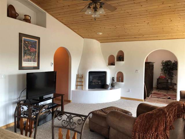 10 Villa Way, Angel Fire, NM 87710 (MLS #103847) :: The Chisum Realty Group