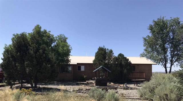 86 Los Rios Road, Arroyo Hondo, NM 87513 (MLS #103896) :: The Chisum Realty Group