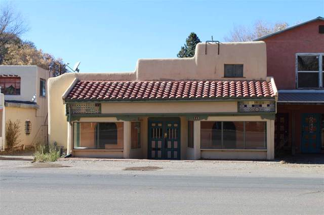 340 Paseo Del Pueblo Sur, Taos, NM 87571 (MLS #104332) :: Page Sullivan Group | Coldwell Banker Mountain Properties