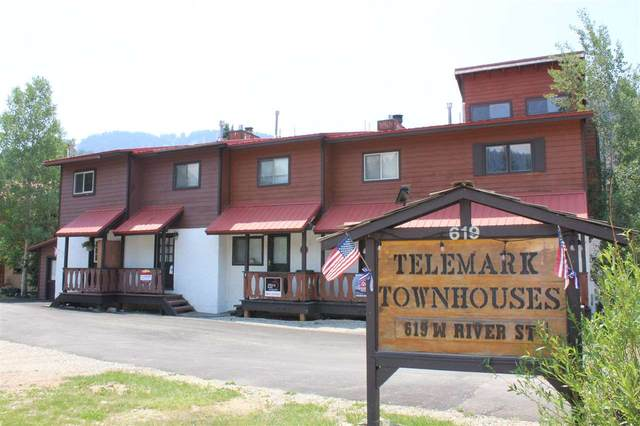 619 W River St, Red River, NM 87558 (MLS #104453) :: Page Sullivan Group