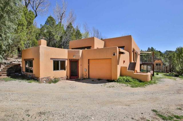 97 Old State Rd 3, Taos, NM 87571 (MLS #104536) :: The Chisum Realty Group