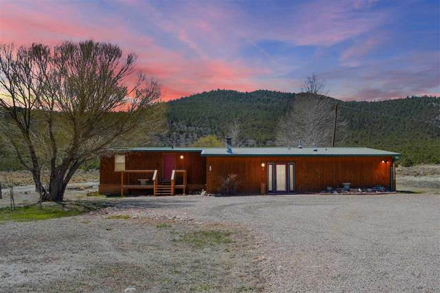 130 State Road 378, Cerro, NM 87519 (MLS #104574) :: Angel Fire Real Estate & Land Co.