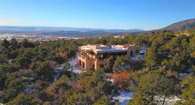63 Calle Coyote, Taos, NM 87571 (MLS #104627) :: The Chisum Realty Group