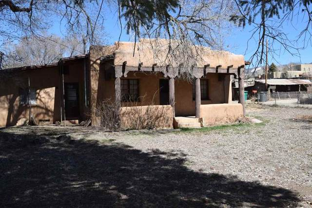 106 De Teves Ln And Kit Carson, Taos, NM 87571 (MLS #104889) :: Angel Fire Real Estate & Land Co.