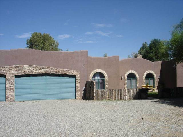 320 Calle Crystal, Taos, NM 87571 (MLS #105521) :: Page Sullivan Group