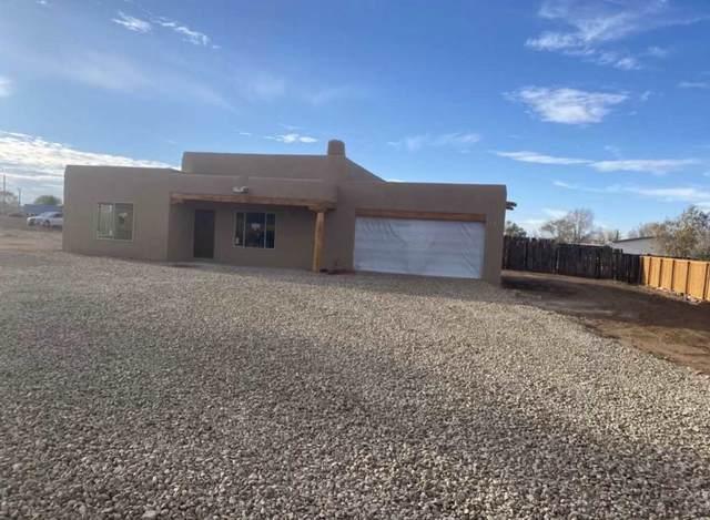 144A Medina Ln, Ranchos de Taos, NM 87557 (MLS #105797) :: Chisum Realty Group