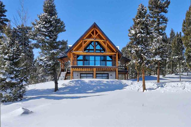 30 Los Alamos, Angel Fire, NM 87710 (MLS #105855) :: Chisum Realty Group