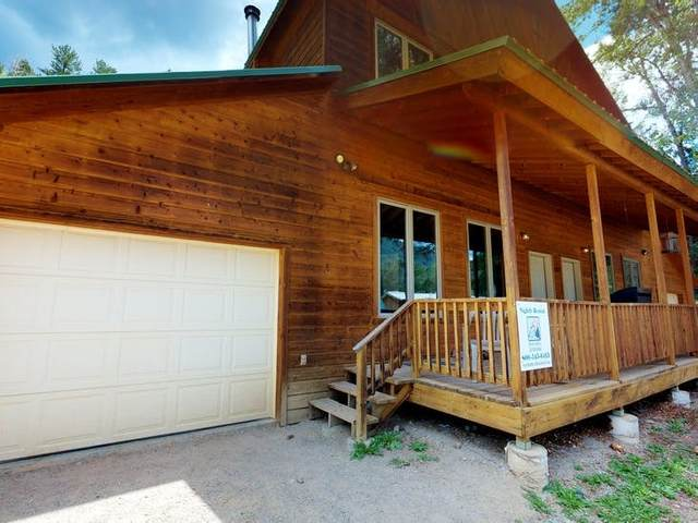 1102 E High St, Red River, NM 87558 (MLS #105990) :: Berkshire Hathaway Home Services