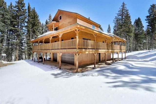 50 Elk Ridge Road, Angel Fire, NM 87710 (MLS #106107) :: Angel Fire Real Estate & Land Co.