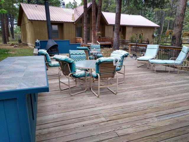 37 Pine Valley Drive, Angel Fire, NM 87710 (MLS #106738) :: Page Sullivan Group